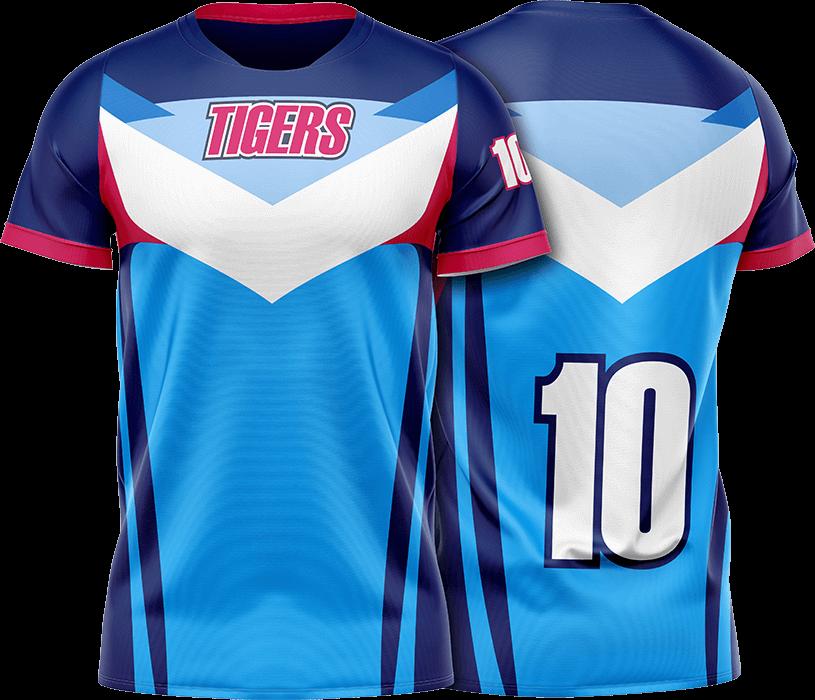 Dye Sublimated Sports Uniforms