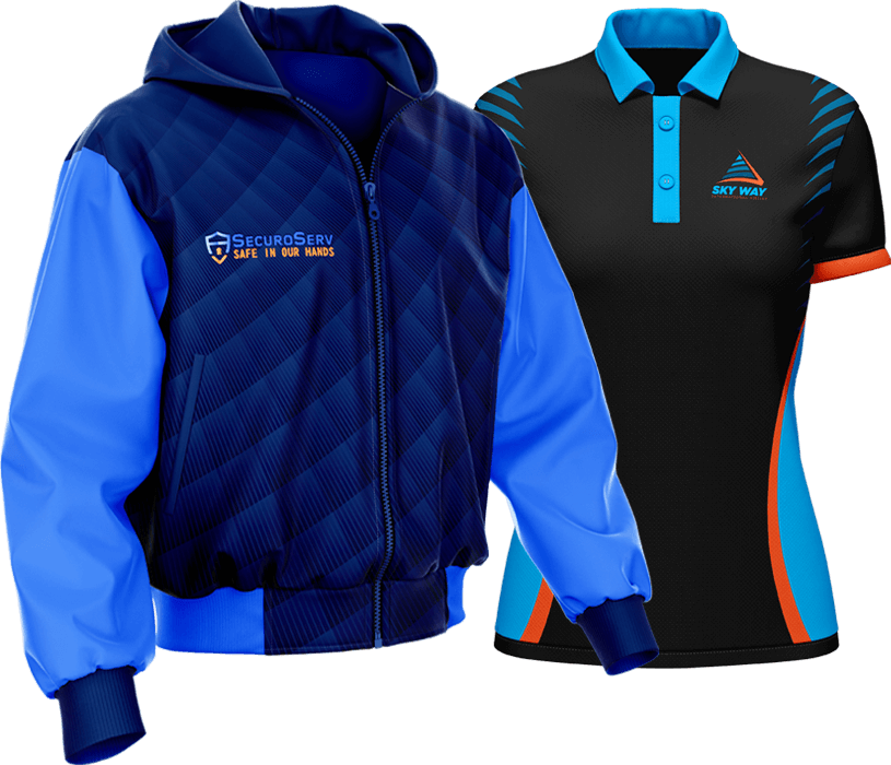 Dye Sublimated Corporate Wear