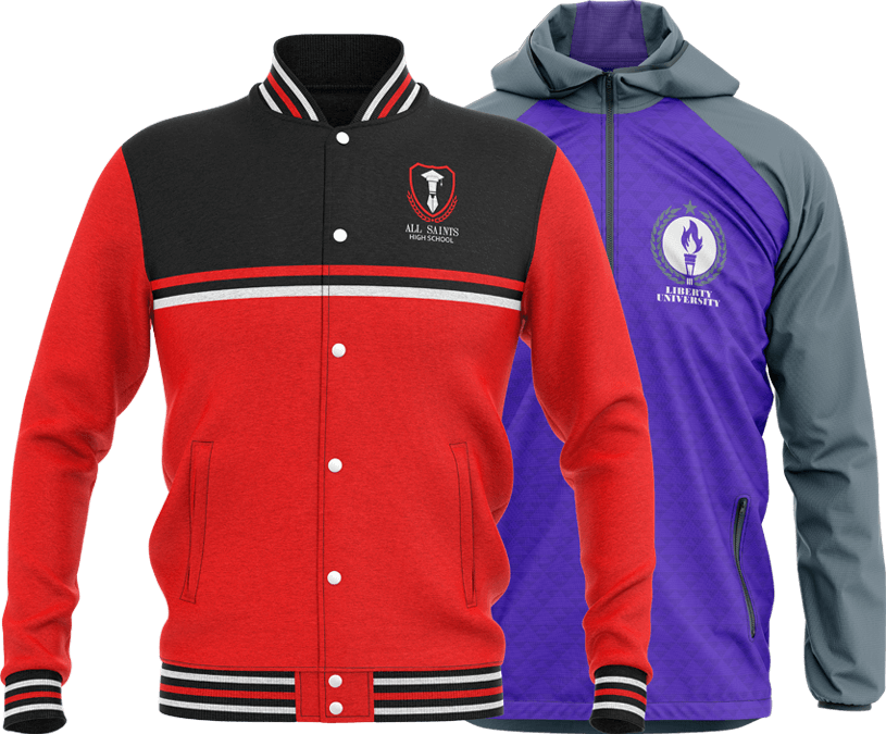 Dye Sublimated School Wear